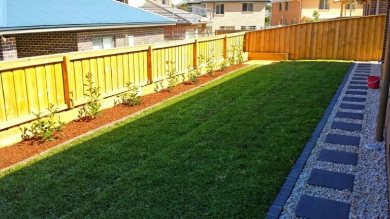 Fencing and Soft Landscaping – Rouse Hill